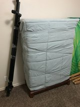 Queen Bedframe Solid in Lackland AFB, Texas