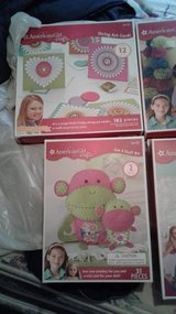4 brand new American girl craft sets in Elizabethtown, Kentucky