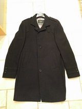 New Mens Wool Coat Espirit Collection Size M / 38R US / 48 EU in Ramstein, Germany