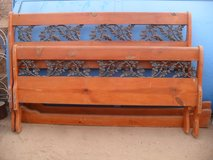 ~~  King Sleigh Bed  ~~ in 29 Palms, California