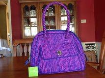 Vera Bradley Turnlock Satchel - NEW w/tags in Glendale Heights, Illinois