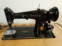 Singer Sewing machine 201-2 in Naperville, Illinois