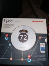 Honeywell Lyric Wi-Fi Programmable Thermostat ---Round Design in Fort Drum, New York