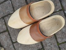 ** wooden Shoes ** in Ramstein, Germany