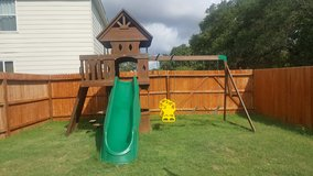 Playset in Converse, Texas