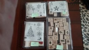 Stampin up in Fairchild AFB, Washington