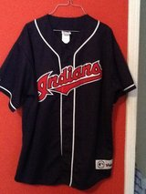 Cleveland Indians Jersey in Warner Robins, Georgia