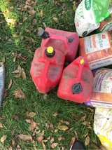 gas cans in Westmont, Illinois