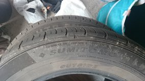 Tires 235/60R-18 Sumitomo HTR Enhance C/X x 2 in Stuttgart, GE