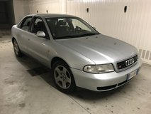 AUDI A4 (1997 year) in Vicenza, Italy