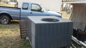 Goodman Split Gas Heating & Air Unit in Beaufort, South Carolina