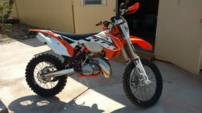 KTM 200XCW in Alamogordo, New Mexico
