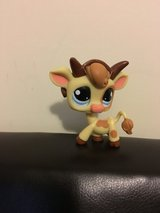 Littlest Pet Shop Yellow Cow-Retired #970 in Camp Lejeune, North Carolina