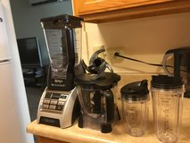 Ninja 1500W Professional Blender & Processor in Honolulu, Hawaii