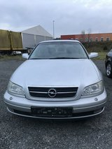 Opel Omega 2.4,V6, automatic, leather in Grafenwoehr, GE