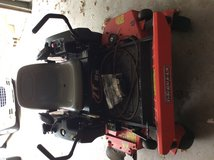 Gravely 48 inch 0 turn mower & Pull behind dump cart in Manhattan, Kansas