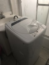 compact washer, dryer, and stand in Morris, Illinois
