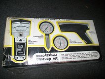 Dixco Test & Tune-up set. Dwell tach, comp & vacuum gauge Timing Light in Wheaton, Illinois