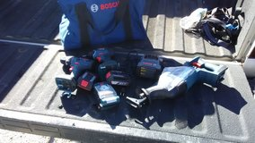 Bosch tools new with bag in Fort Leonard Wood, Missouri