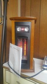 Infrared quartz heater in Ottumwa, Iowa