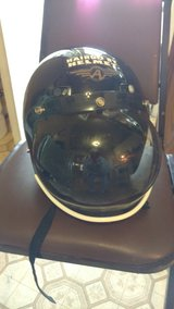 Men's medium black helmet in Dover AFB, Delaware