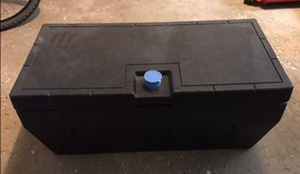 Plastic Storage Box for truck bed or trailer. in Chicago, Illinois
