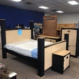 Queen Bedroom Set (999) in Camp Lejeune, North Carolina