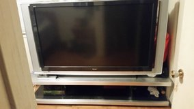 60in Sony older flat screen TV,with base in Fort Leonard Wood, Missouri