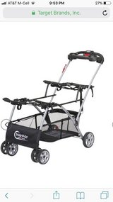 Baby Trend Snap-N-Go Double Universal Double Stroller in Bolingbrook, Illinois