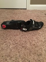 Sidi cycling shoes in Fort Campbell, Kentucky