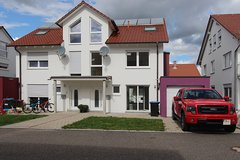 Luxurious and very modern Duplex in Frickenhausen - No school bus zone in Stuttgart, GE