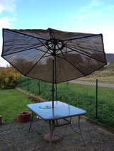 REDUCED - Patio Umbrella in Ramstein, Germany