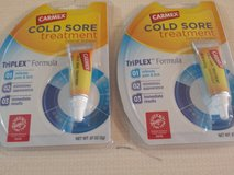 New Carmex cold sore treatment in Plainfield, Illinois