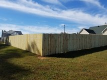 Privacy Fence - All-Screw Construction Priced to Beat the Competition in Clarksville, Tennessee