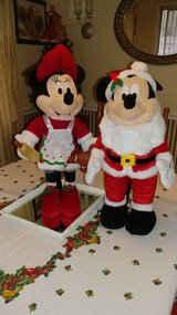 Mickey and Minnie in Hinesville, Georgia