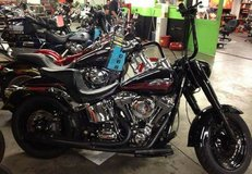 Custom Fat Boy in Fort Leonard Wood, Missouri