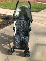 Maclaren Quest Sport Stroller with seat liner, raincover, and organizer in Westmont, Illinois