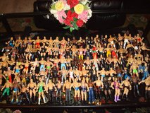 WRESTLING FIGURES in Tinley Park, Illinois
