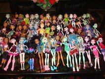 MONSTER HIGH DOLLS in Tinley Park, Illinois