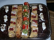 Desserts for the holidays in Jacksonville, Florida