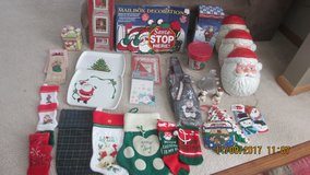 Christmas items in New Lenox, Illinois