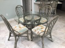 """Summerhome Breakfast 48"""" Table, 4 matching Chairs &  2, 24"""" matching Stools in Wilmington, North Carolina"""