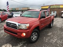 2009 TOYOTA TACOMA DOUBLE CAB PRERUNNER SR-5 V6, 4.0 Liter in Fort Campbell, Kentucky
