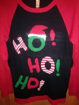 Christmas sweater - HO-HO-HO in Spring, Texas