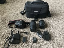 Canon EOS Rebel SL1 in Fort Drum, New York