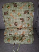 Baby fabric shopping cart cover.  Ex condition in Westmont, Illinois