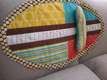 Baby sizing chart - fabric with small pillow attached! in Westmont, Illinois