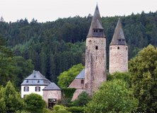 My home is a castle ! in Spangdahlem, Germany