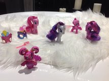 My Little Pony Lot in Fort Campbell, Kentucky