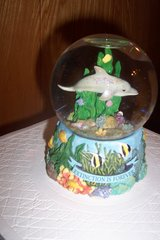 Sea World Musical snowglobe in The Woodlands, Texas
